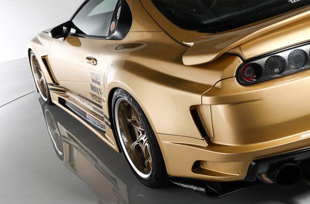 Top Secret Supra with a twin-turbo 1GZ-FE V12