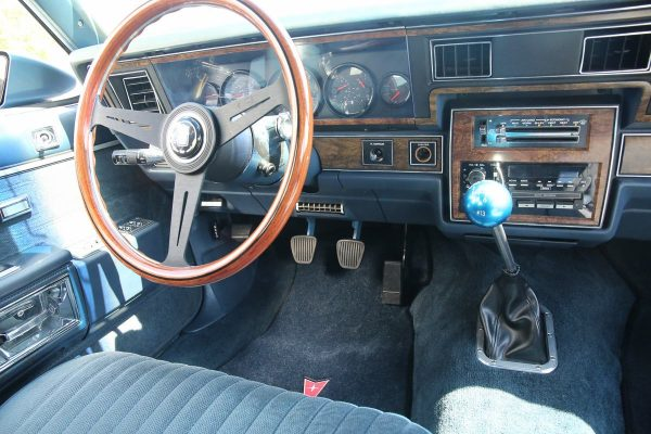 1989 Pontiac Safari Wagon with a LS3 V8