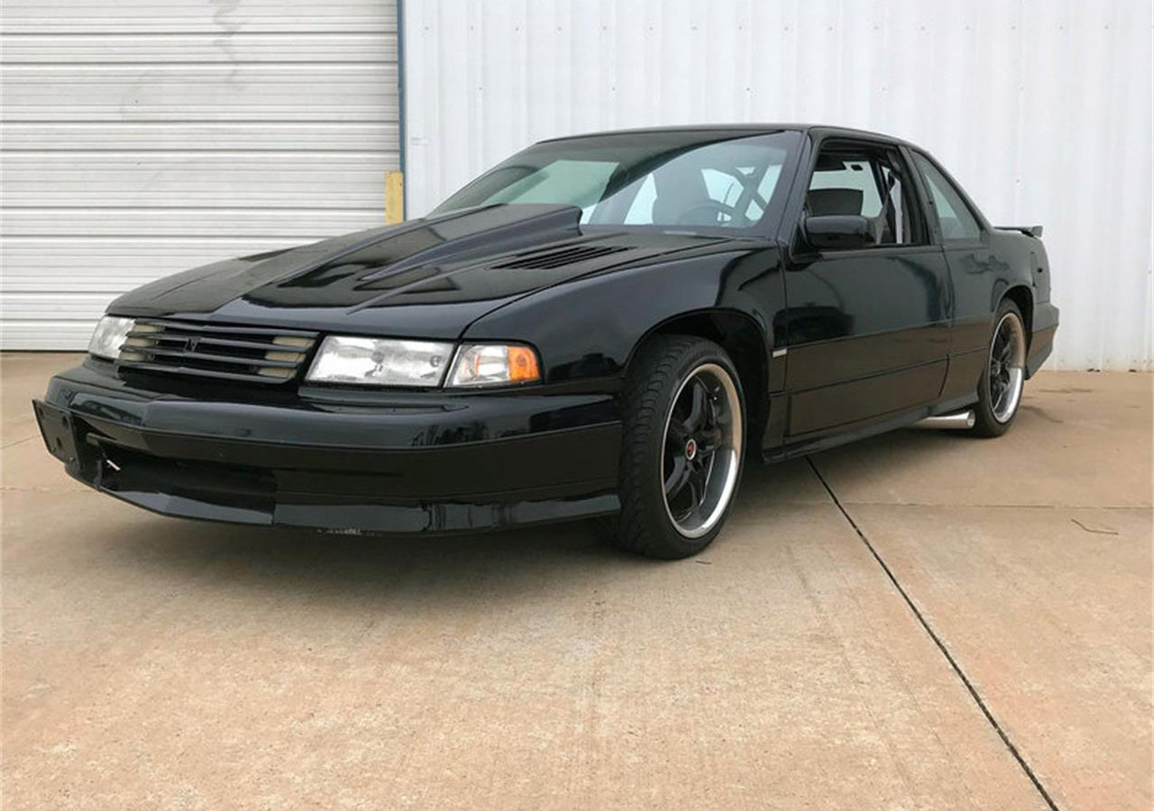 For Sale: 1993 Lumina with a Chevy V8 and RWD Drivetrain ...