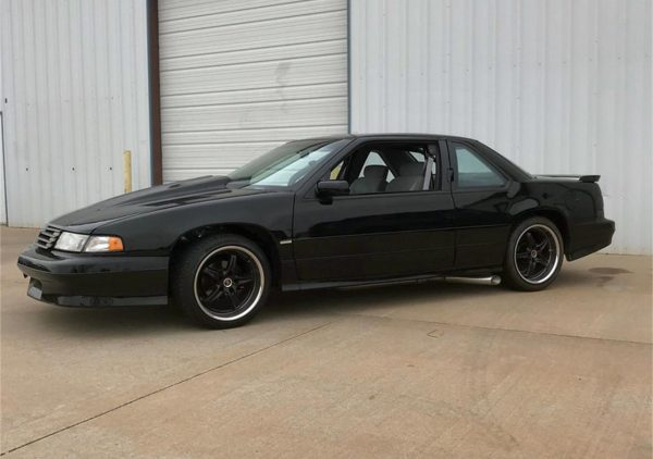 1993 Lumina with a Chevy V8 and RWD Drivetrain