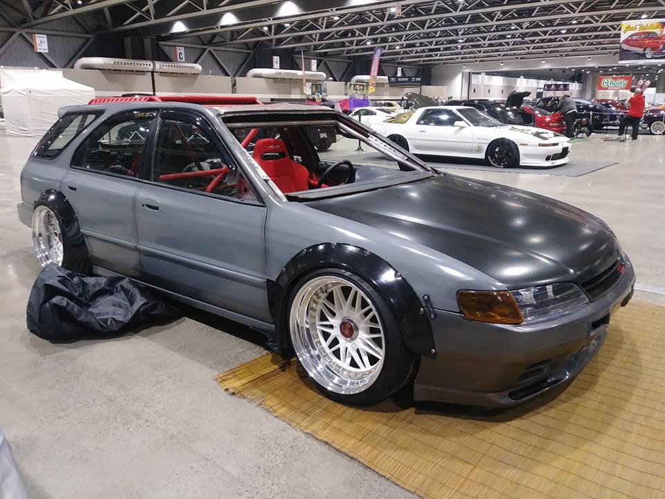 Armondo Monoletti Is Turning His Daily Driven 1994 Honda Accord Wagon Into  Something Very Unique. He Sent The Accord To RBu0027s Adrenaline Factory In  Kansas ...