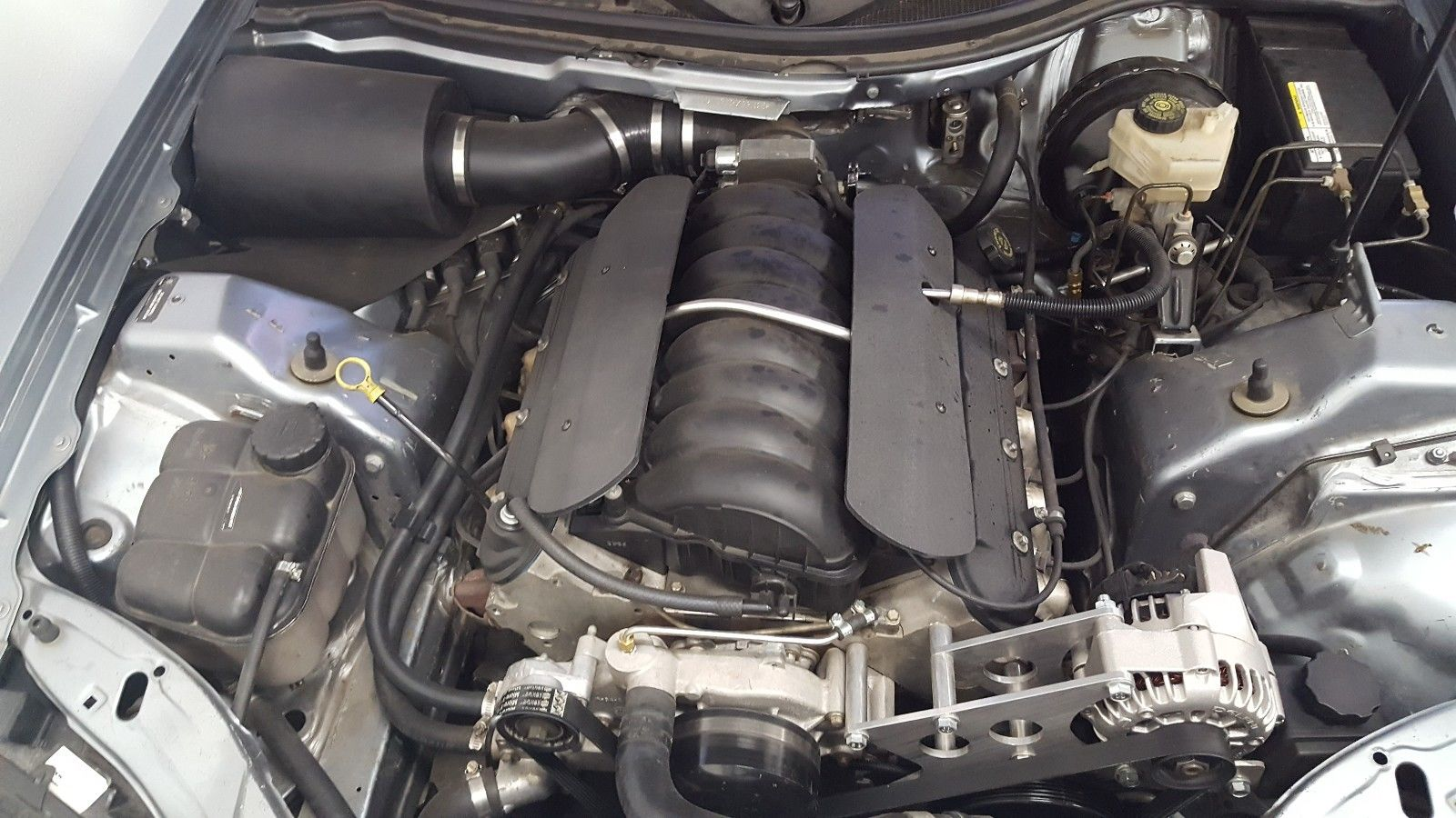For Sale: 2004 Chrysler Crossfire with a 5 3 L LSx V8