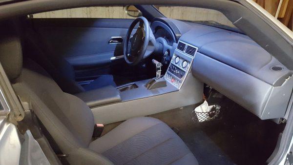 2004 Chrysler Crossfire with a 5.3 L LSx V8