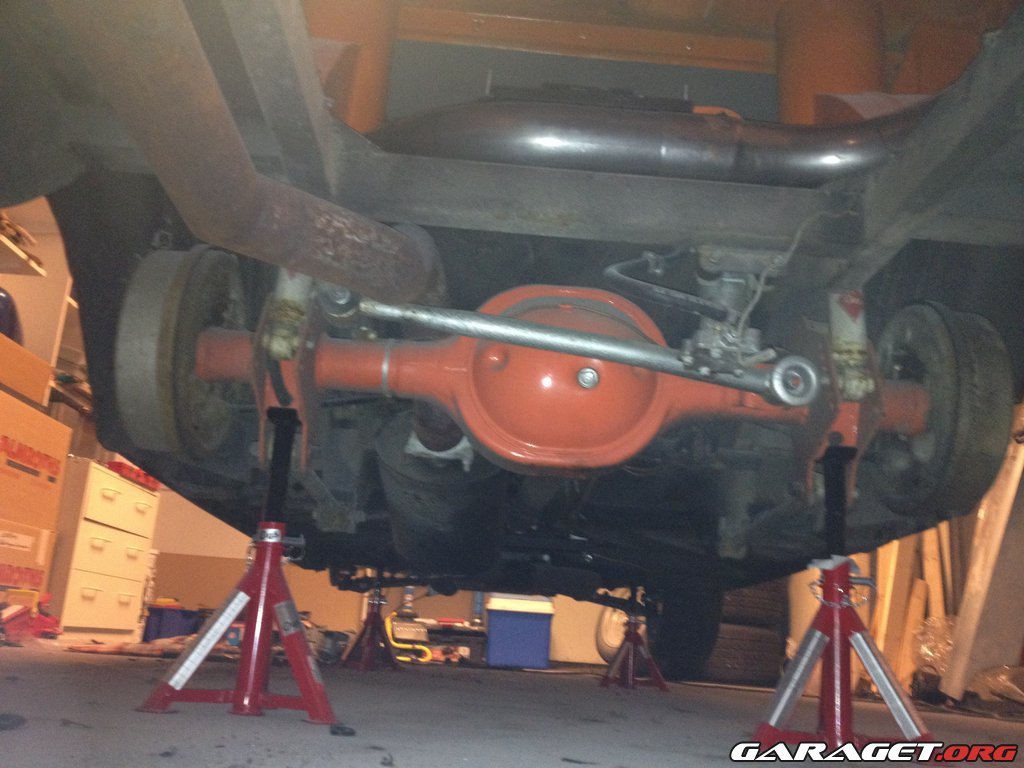 Ford Cortina With A Chevy V8  U2013 Engine Swap Depot
