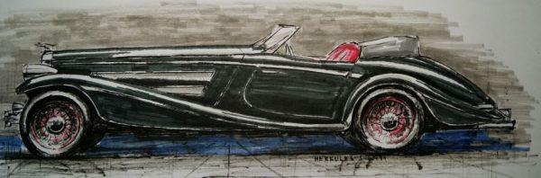 1934 Herkules Inline-Sixteen