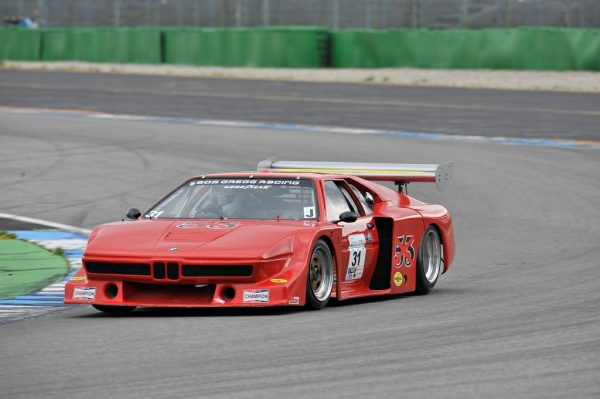 March BMW M1 with a Chevy V8
