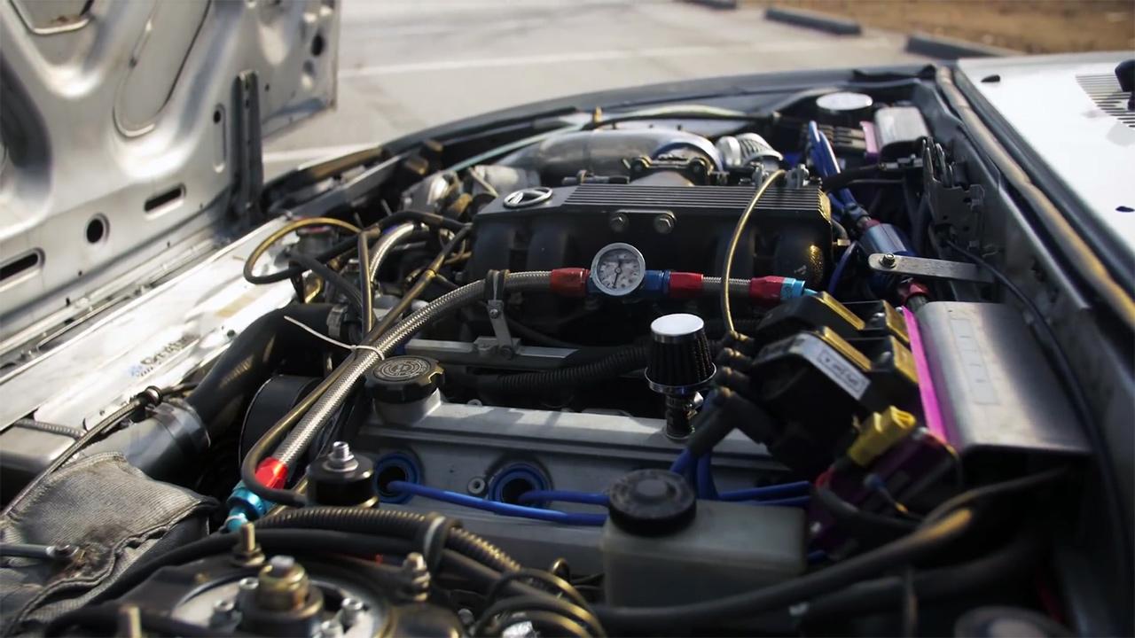 Mazda Rx With A Twin Turbo Uz V on Mazda Rx 8 Engine Swap Kits