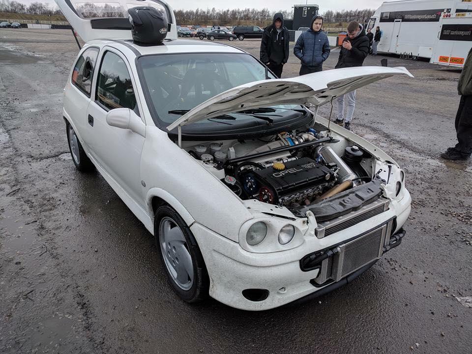 Twin Engine Corsa Makes 973 hp – Engine Swap Depot