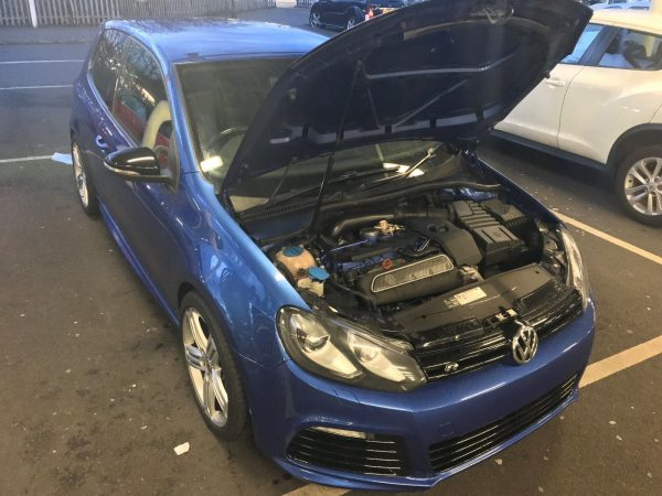 for sale golf r mk6 with a 2 5 l tfsi inline five engine swap depot. Black Bedroom Furniture Sets. Home Design Ideas