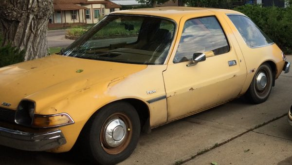 1975 AMC Pacer with a Supercharged LSx V8