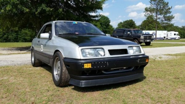 1985 Merkur XR4Ti with a Ford 302 V8