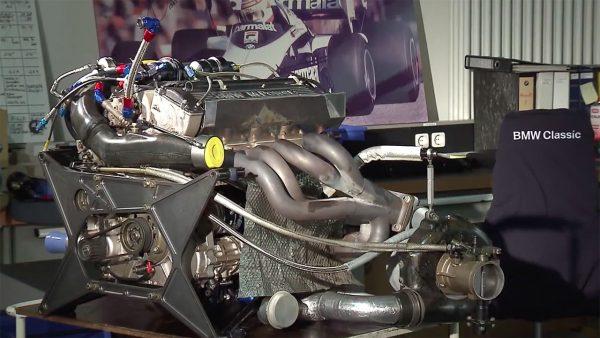 BMW M12 turbo inline-four