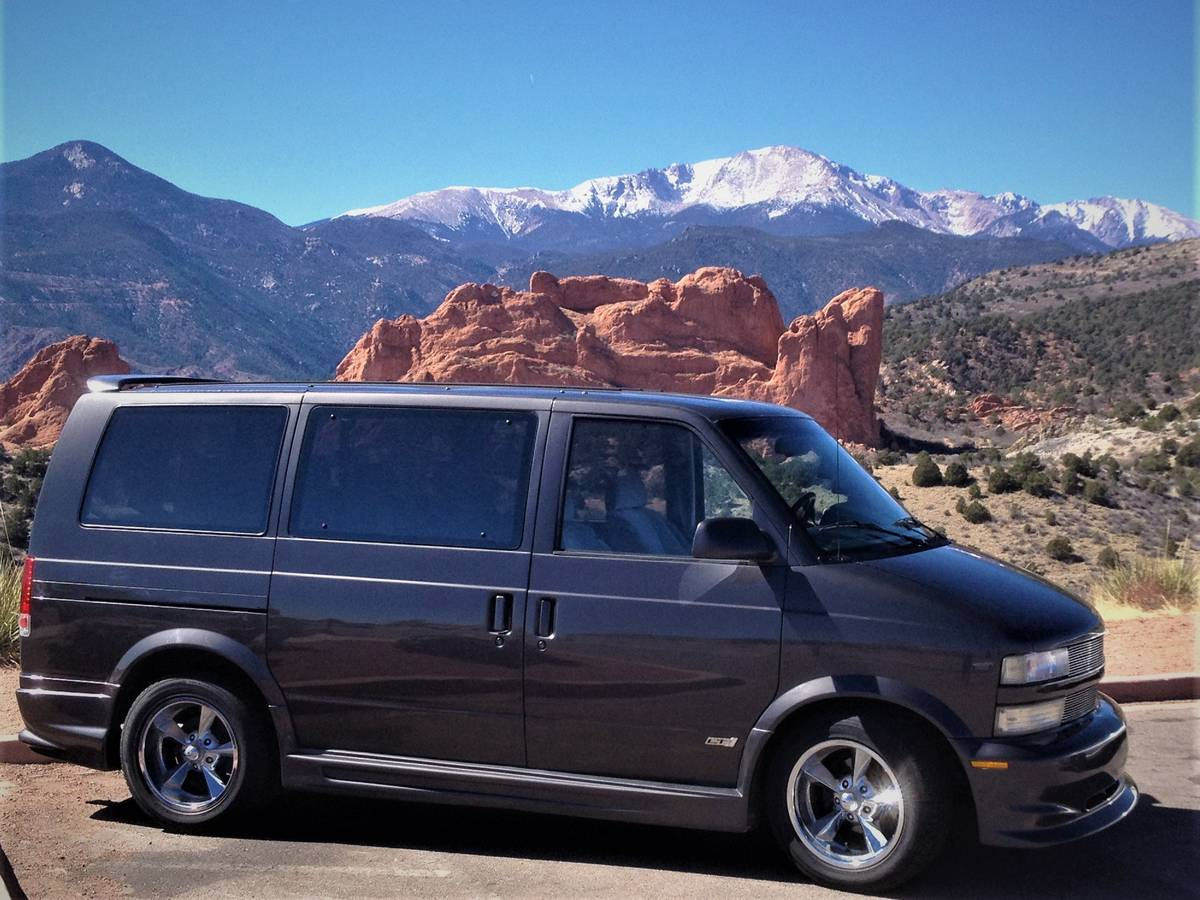 This Second Generation Chevrolet Astro Van Is For In Colorado Springs With An Asking Price Of 9 995 A Previous Owner Replaced The Factory