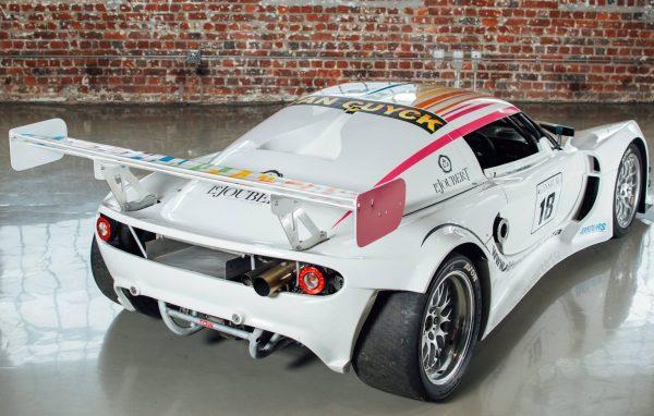 Lotus Exige with a Turbo K24 inline-four