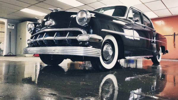 1954 Chevy Two-Ten with a LSx V8