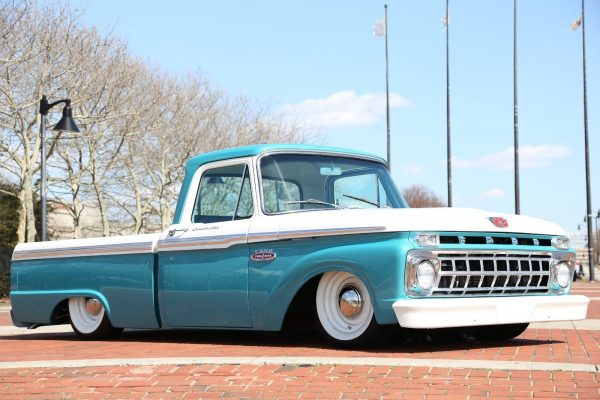 1965 Ford F-100 with a LS2 V8