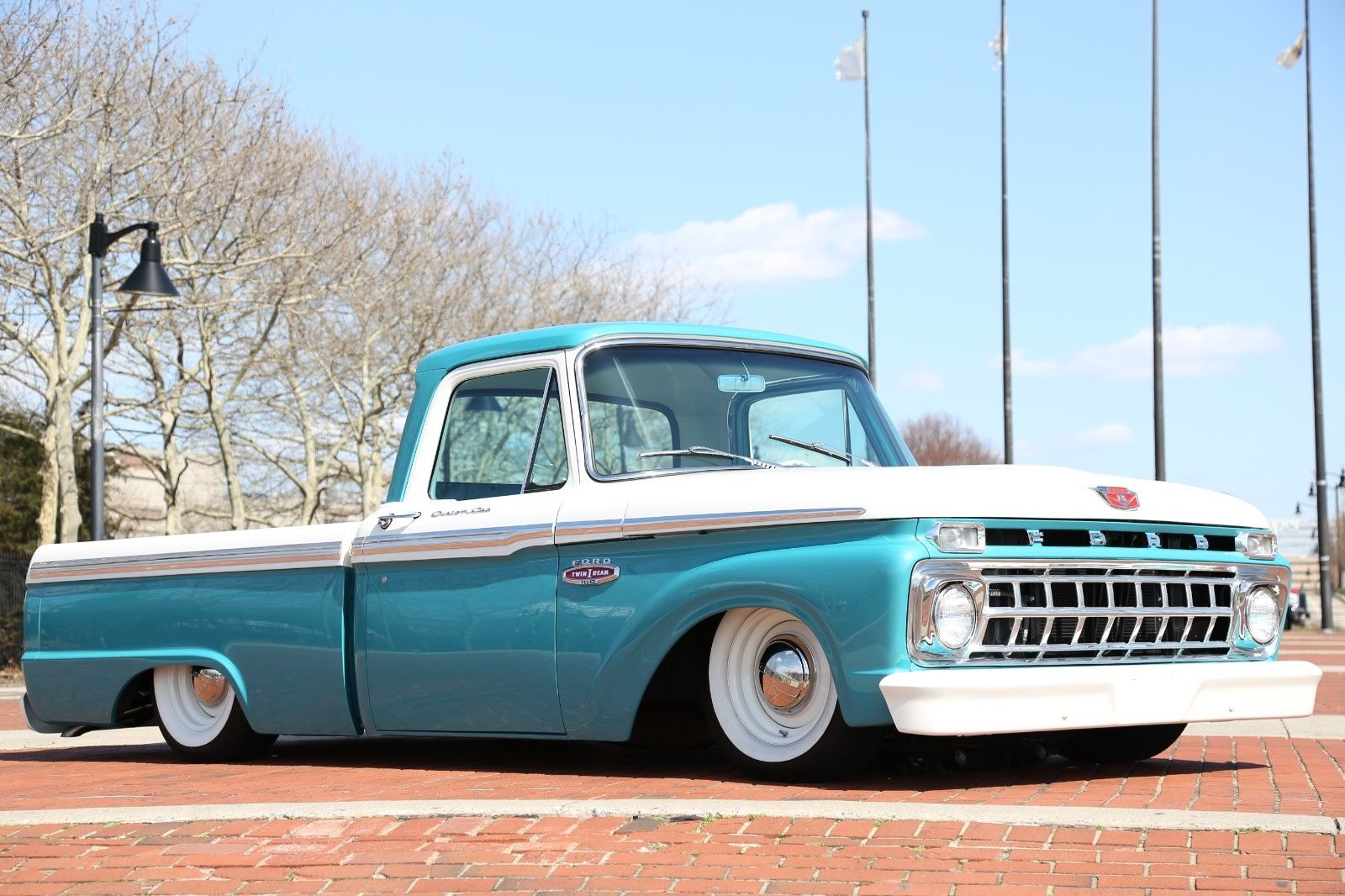 For Sale Ford F 100 With A Ls2 V8 Engine Swap Depot Wiring Harness Ebay This 1965 Is On In Woodbury New Jersey Current Bid Of 55050 The Truck Took Three Years To Build And Only Has 150 Miles