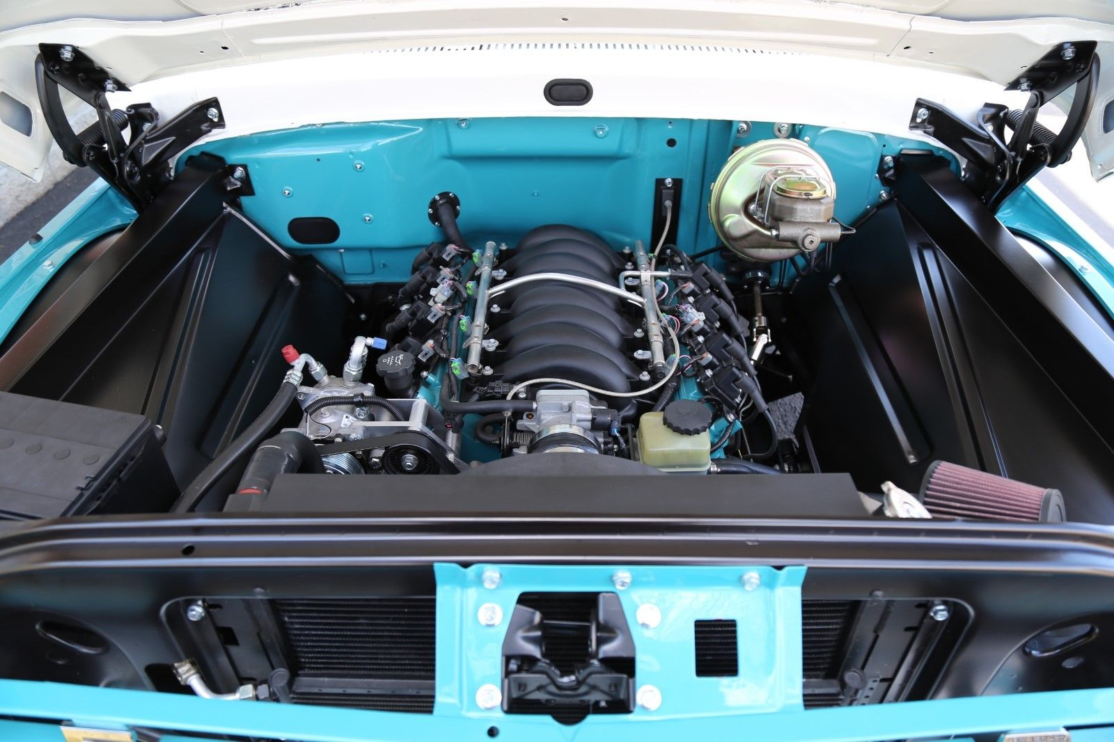 For Sale: Ford F-100 with a LS2 V8 – Engine Swap Depot