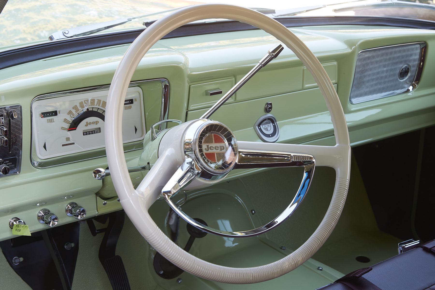 2018 Jeep Grand Wagoneer >> 1965 Jeep Wagoneer with a HEMI V8 – Engine Swap Depot