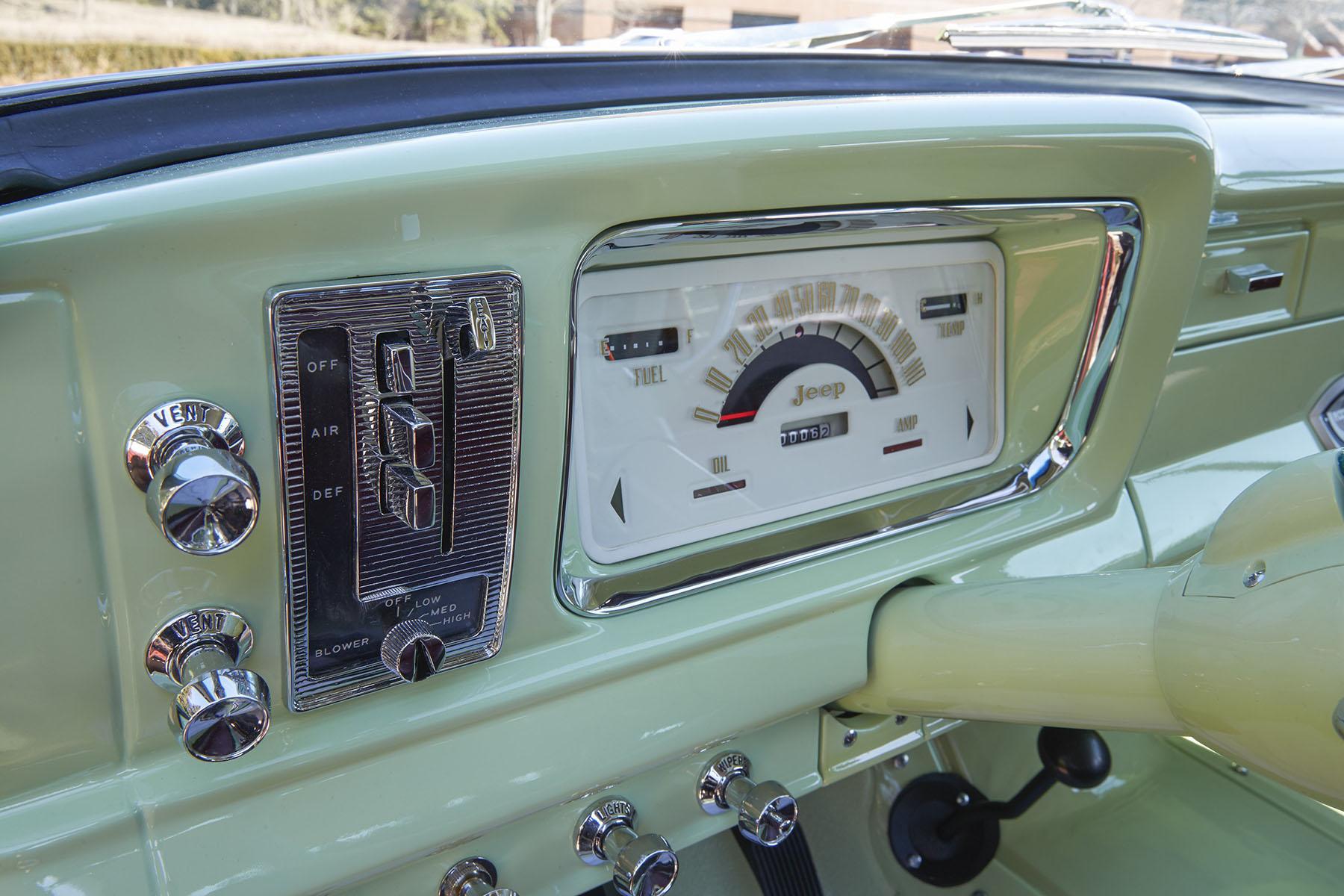 Jeep Grand Wagoneer 2018 >> 1965 Jeep Wagoneer with a HEMI V8 – Engine Swap Depot