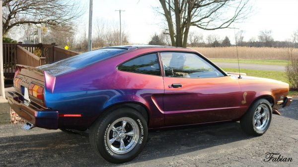 1978 Mustang with a 347 ci SBF V8