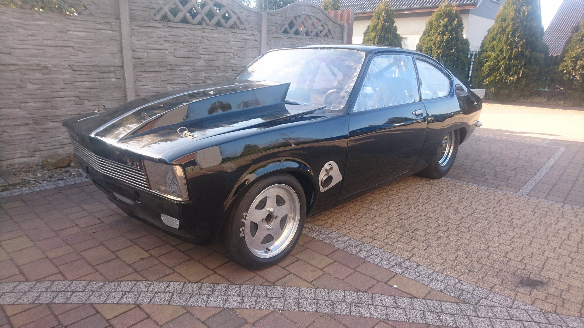 For Sale 1981 Opel Kadett With A Turbo C20xe Inline Four Engine Swap Depot