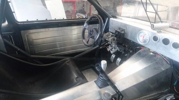 1981 Opel Kadett with a Turbo C20XE Inline-Four