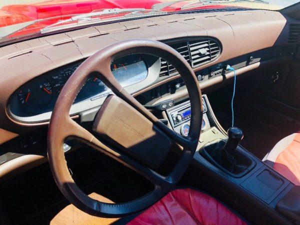 1985 Porsche 944 with a 5.3 L LSx V8