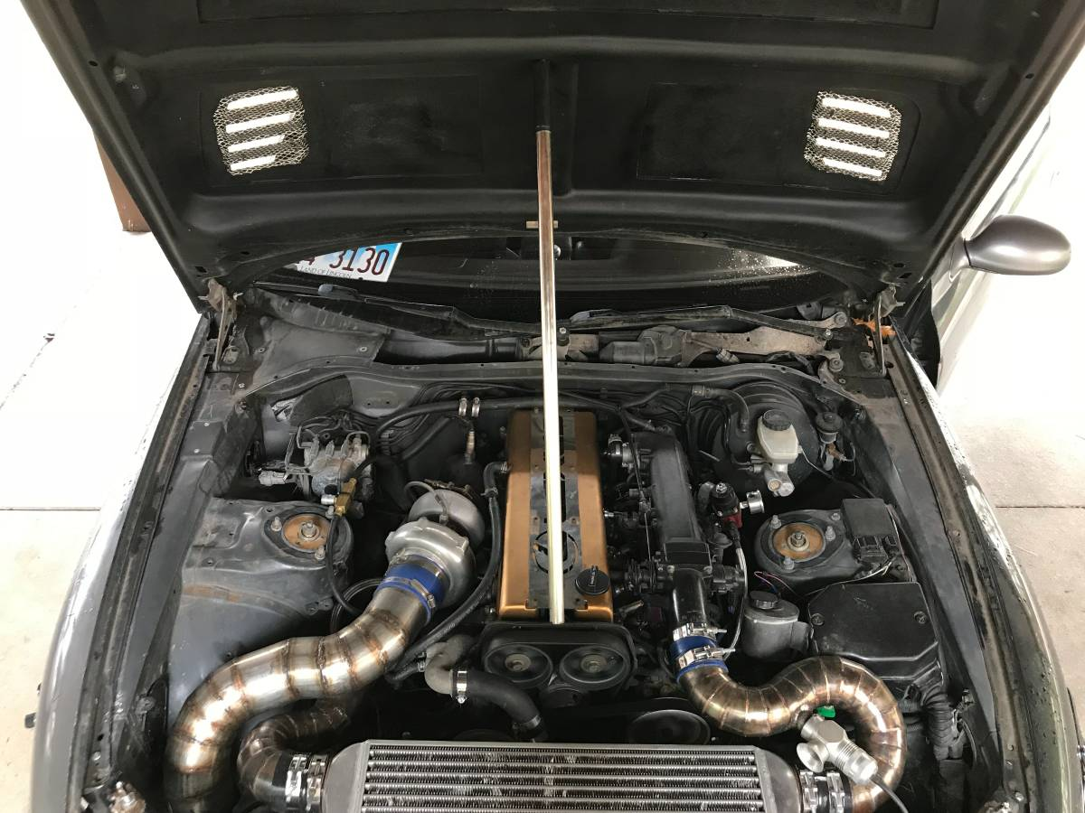 For Sale 1993 Lexus Sc300 With A Turbo 1jz Engine Swap Depot Wiring Harness Source Craigslist Click Here If Ad Disappears Via Ohio Drift Parts