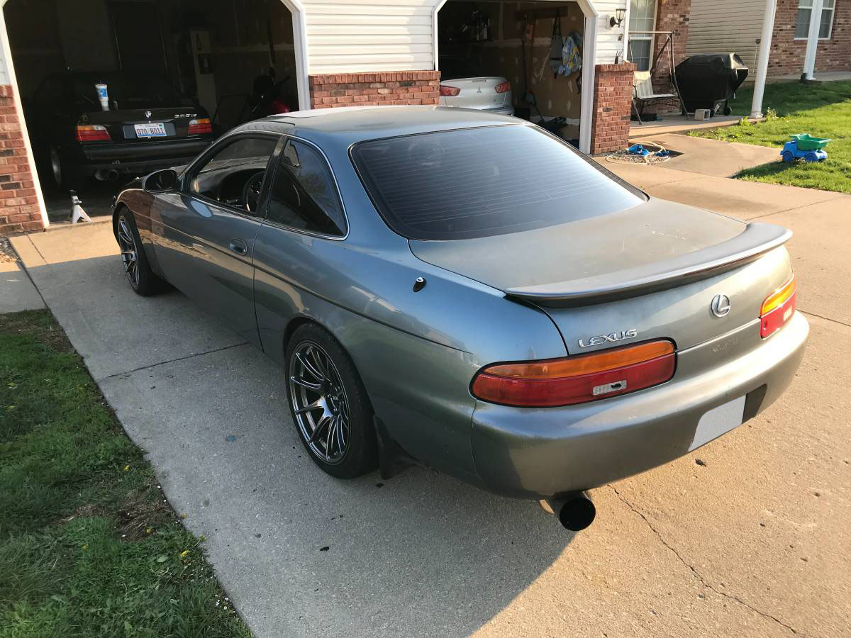 For Sale 1993 Lexus Sc300 With A Turbo 1jz Engineswapdepot Com