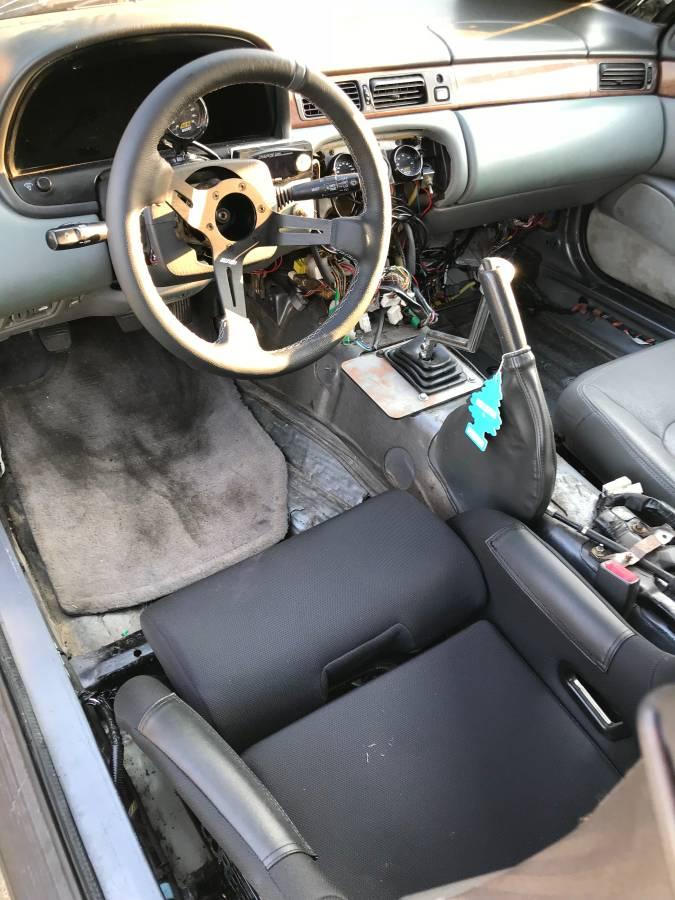 For Sale: 1993 Lexus SC300 with a Turbo 1JZ – Engine Swap Depot