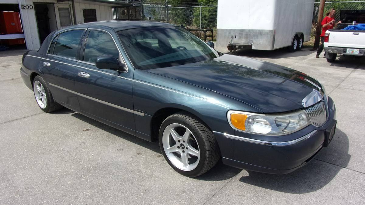 Lincoln Town Car For Sale Florida