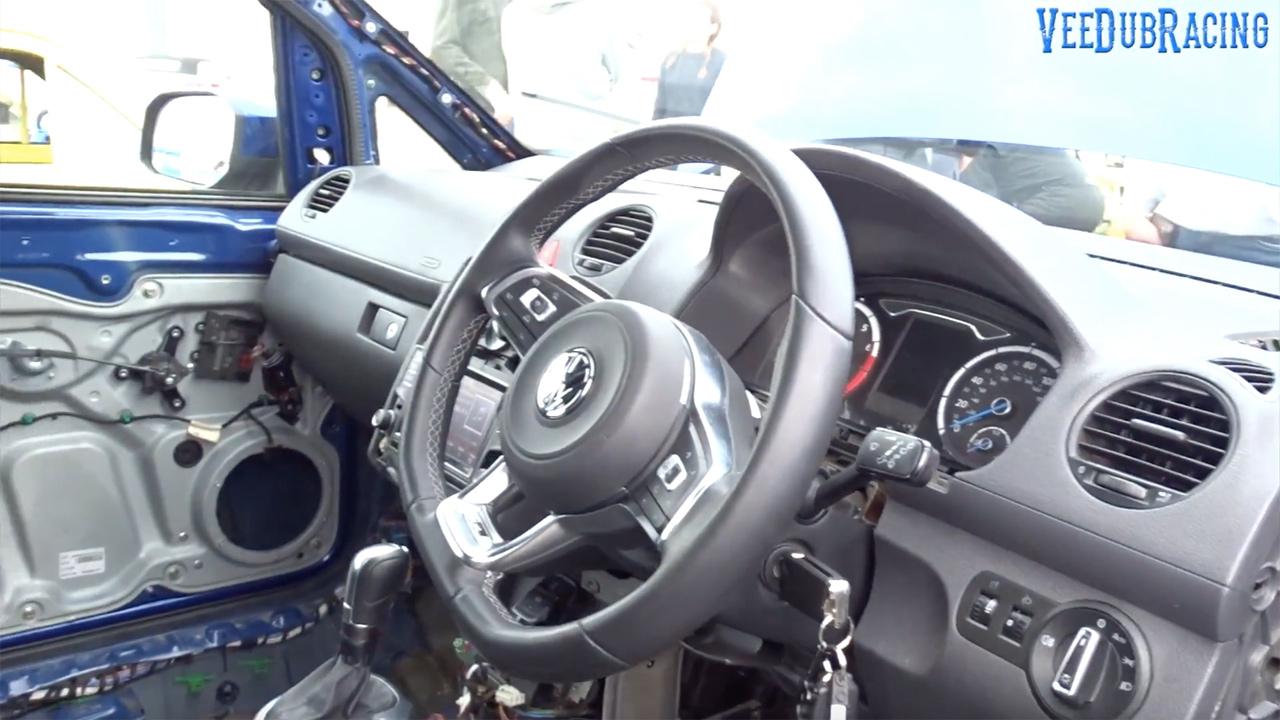 2006 Caddy with a Golf R Inline-Four – Engine Swap Depot