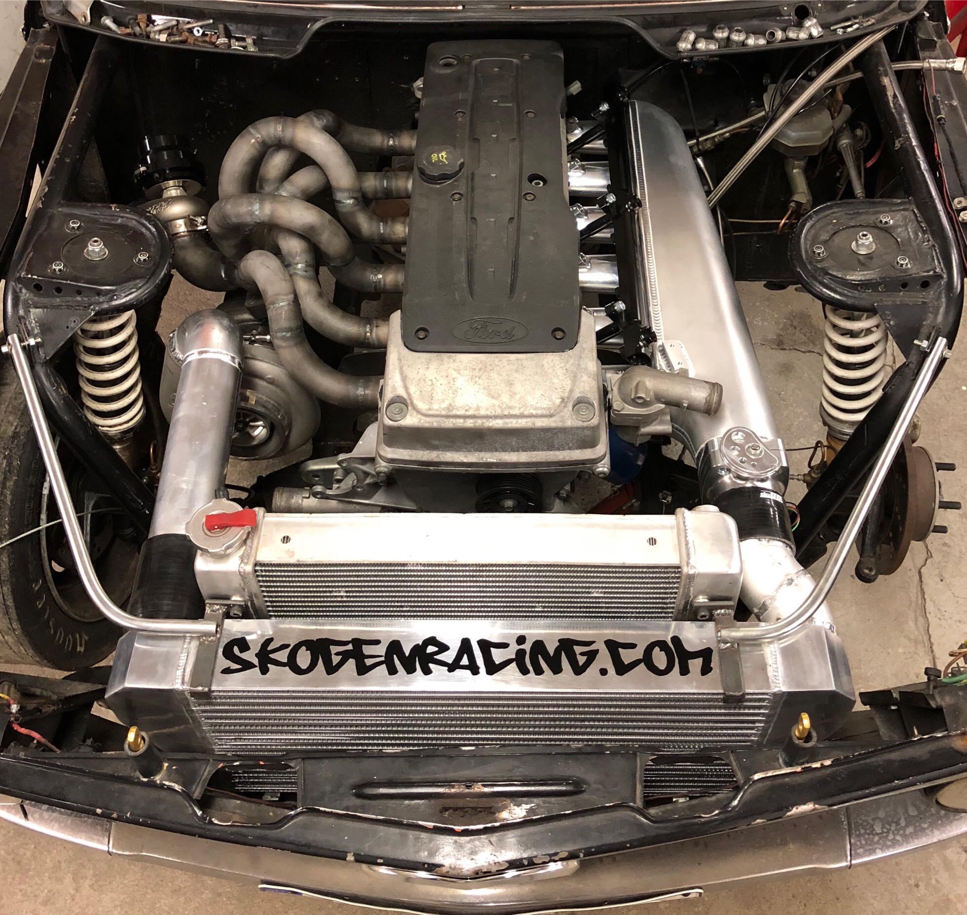 BMW 2002 with a Turbo Barra Inline-Six – Engine Swap Depot