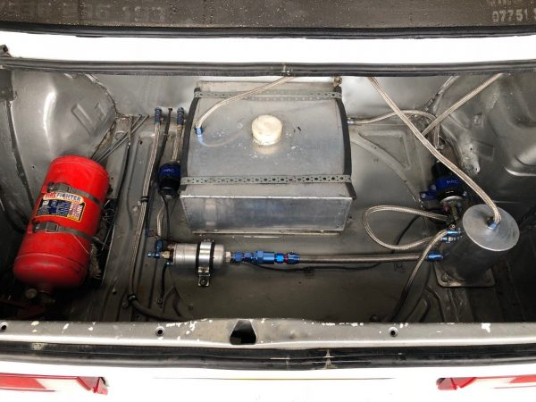 BMW E30 with a Supercharged F20 Inline-Four