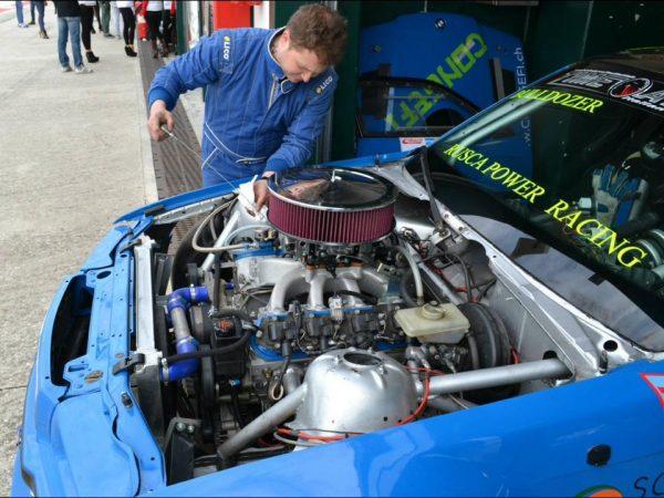 BMW E36 with a LS1 V8