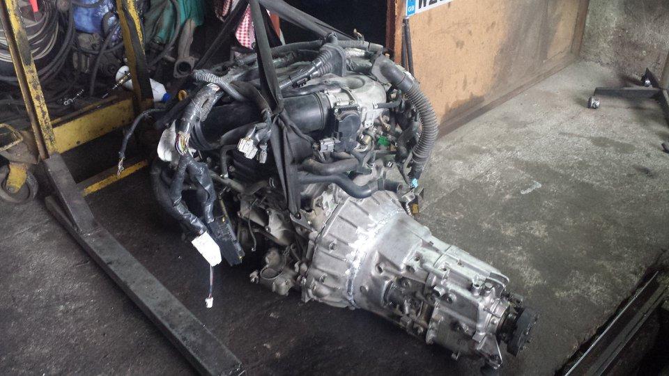 BMW E46 with a VQ35    V6           Engine    Swap Depot