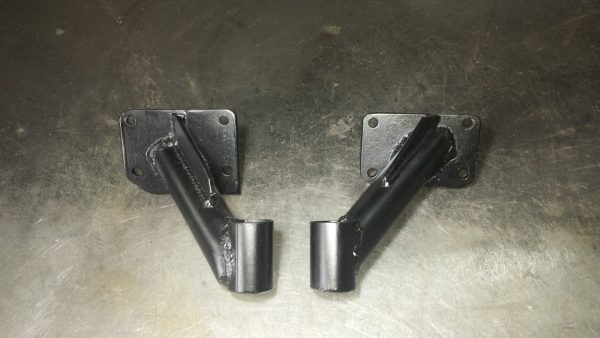 engine mounts for a VQ35 V6 in a BMW E46