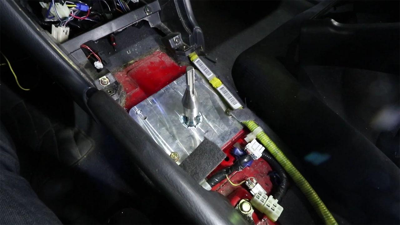 Speed Academy Nissan 240SX with a K24 inline-four
