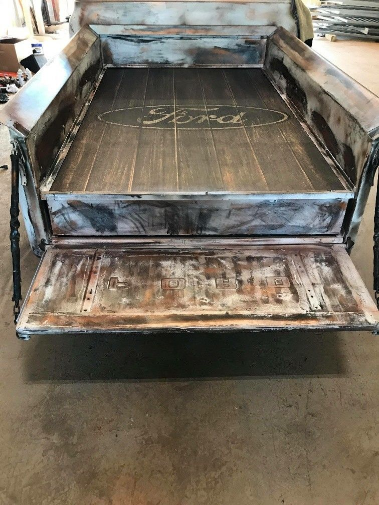 For Sale 1953 Ford F 100 With A Coyote V8 Engine Swap Depot