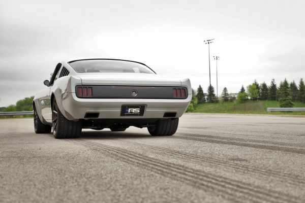 1965 Mustang with a Coyote V8