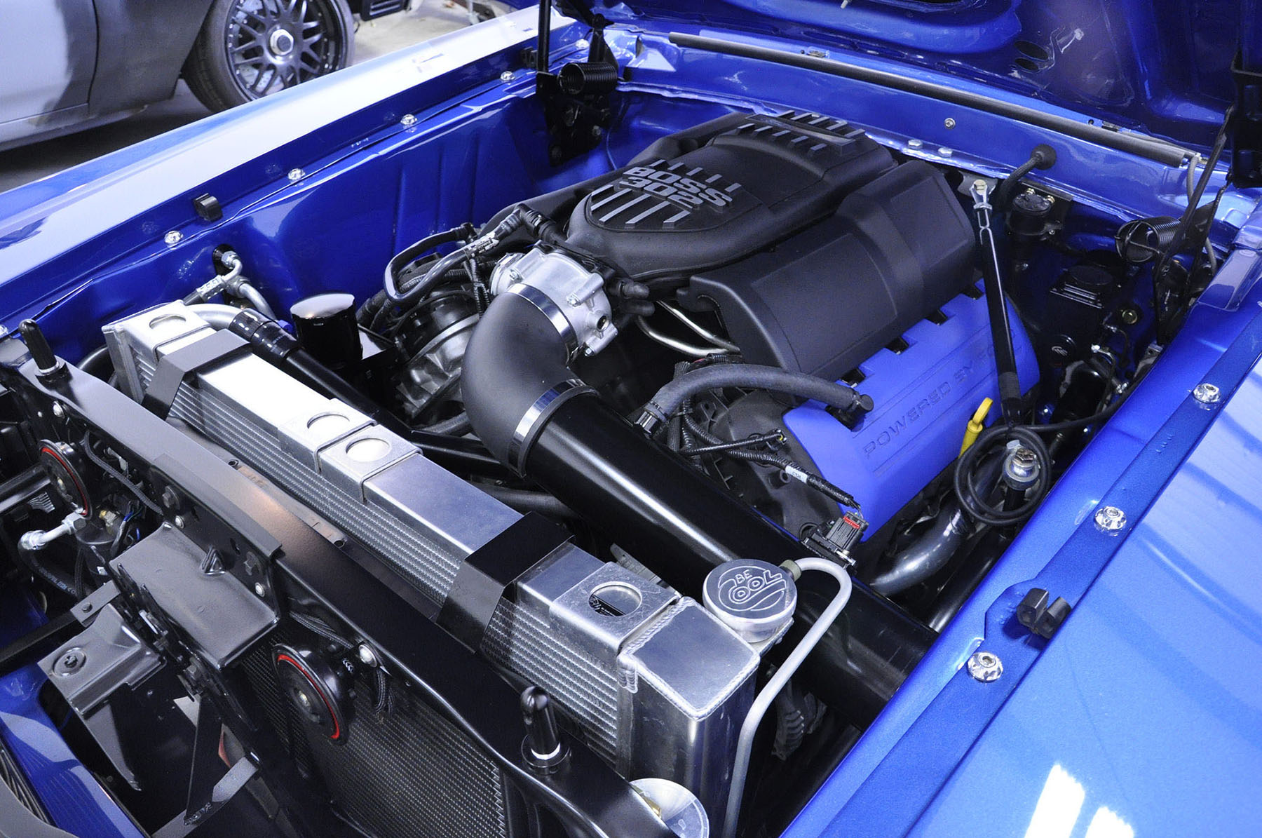 1969 Cougar with a Coyote V8 – Engine Swap Depot