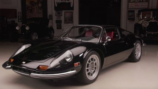 1972 Ferrari Dino 246 Gts With A V8 Engineswapdepot Com