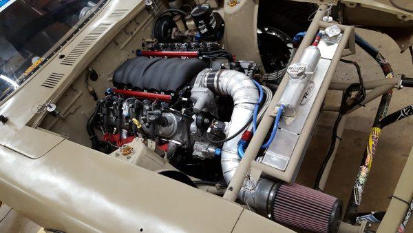 1974 Datsun 260Z with a LS3 V8