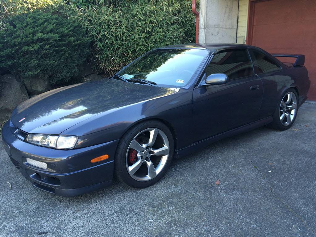 For Sale: 1997 240SX with a LS1 V8 – Engine Swap Depot