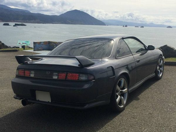 1997 Nissan 240SX with a LS1 V8