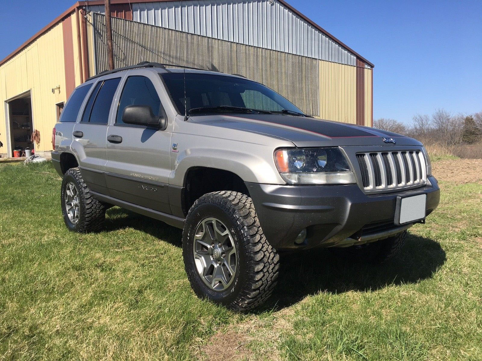 for sale 2001 grand cherokee with a cummins b3 3 turbo diesel. Black Bedroom Furniture Sets. Home Design Ideas
