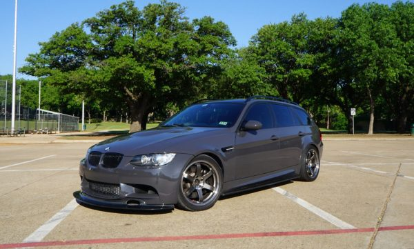 2009 BMW 328i Wagon with a Supercharged S65 V8