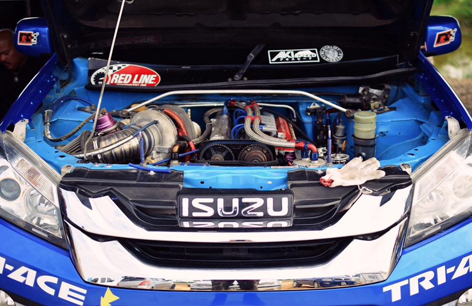 Isuzu D-Max with a Turbo 3 4 L 2JZ Inline-Six – Engine Swap