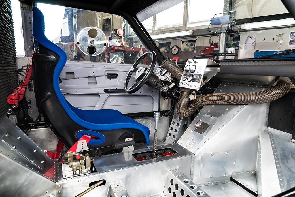 Restoring Volkswagen's Pikes Peak Twin-Engine Golf – Engine